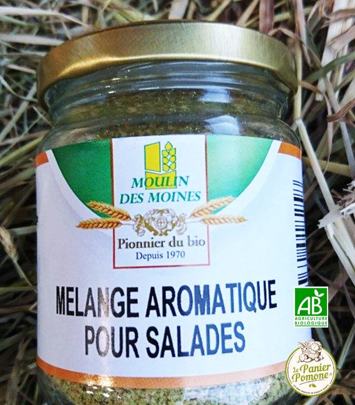 Le Panier de Pomone vous livre à La Teste, Arcachon et Bordeaux des épices bio