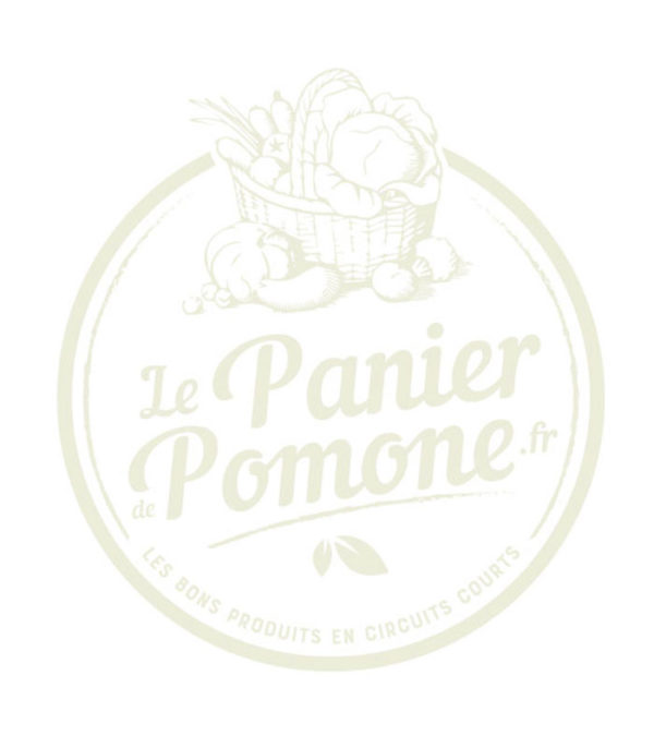 Logo produit Le Panier de Pomone circuits courts Bordeaux Bassin d'Arcachon