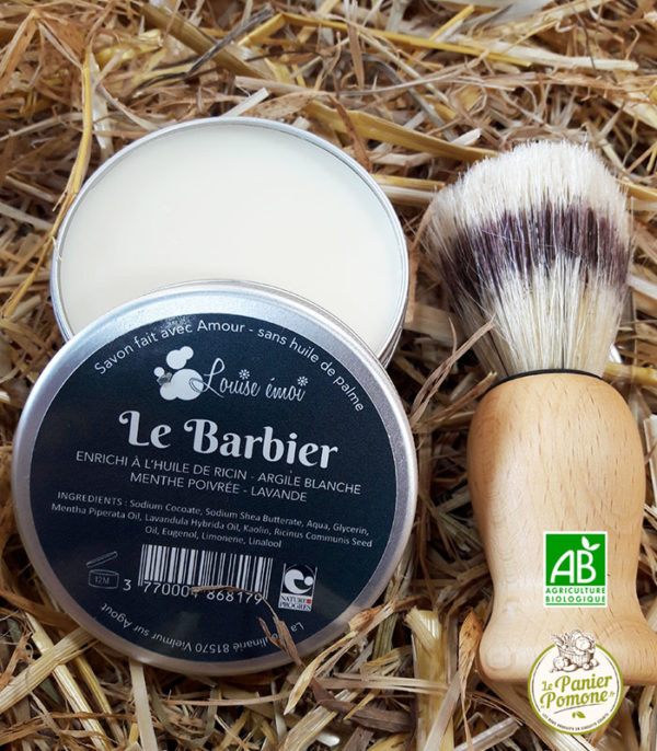 Le Panier de Pomone, livraison de baume et brosse à barbe bio et fruits et legumes bio en circuit court à La Teste, Arcachon et Bordeaux